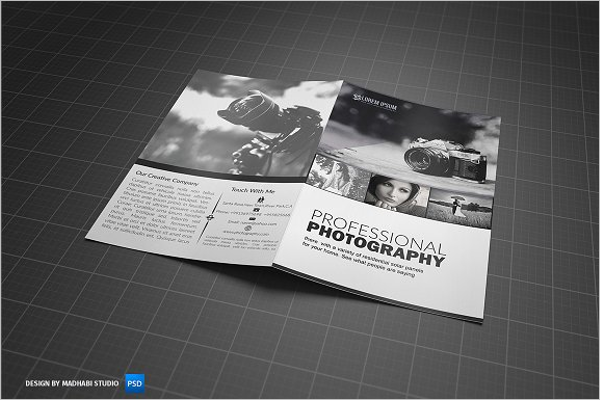 Business Photography Brochure