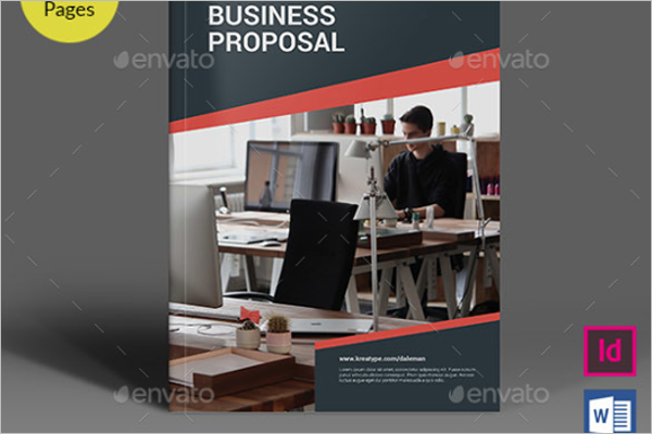 Business Proposals Word Brochure Template