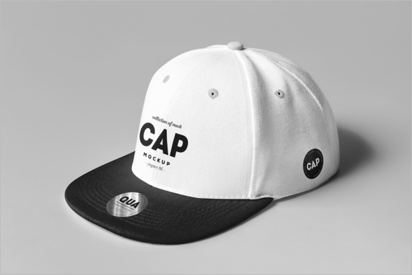 Cap Mockup Download Free