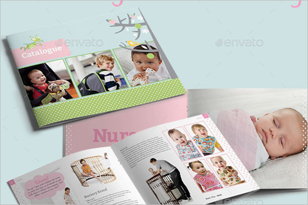Child Care Brochure Design