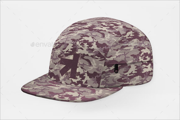 Clothing Cap Mockup Design