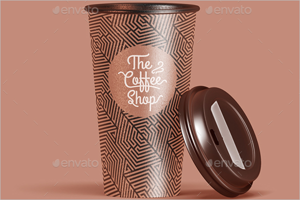 Coffee Cup Mockup Set