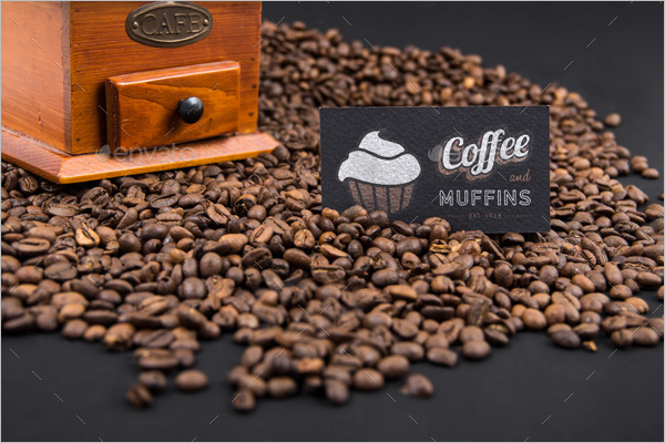 Coffee Restaurant Branding Mockup