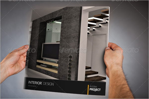 Company Interior Design Brochure