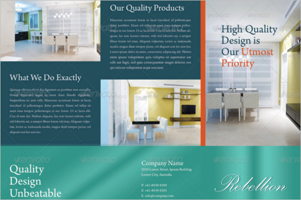 Corporate PSD Brochure