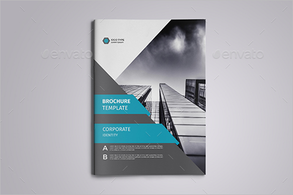 Corporate Product Brochure Template