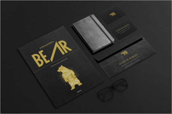 Creative Agency Brochure Template