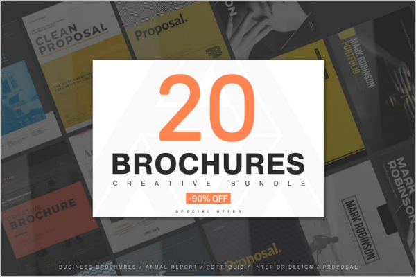 Creative Brochure Bundle Template