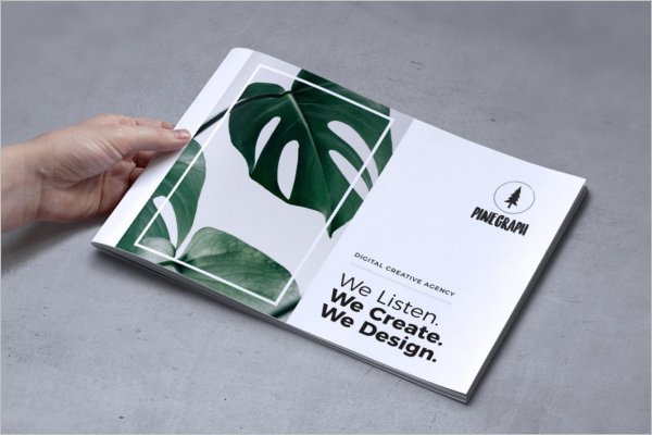 Creative Brochure Design Template