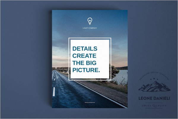 Creative HD Brochure Design