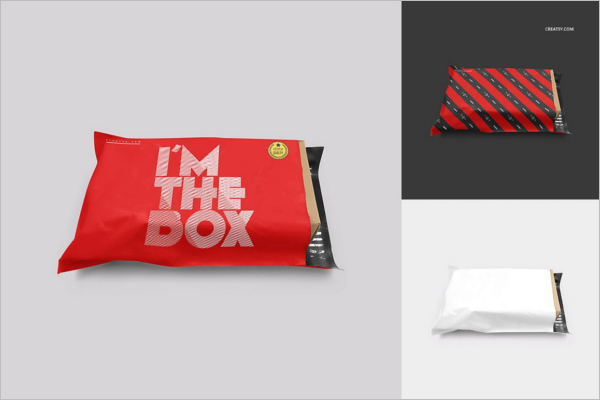 Creative Paper Bag Mockup Template