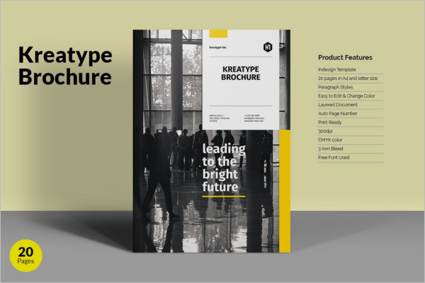 Creative Studio Brochure Template