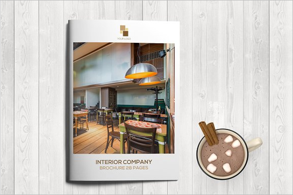 Customize Interior Design Brochure