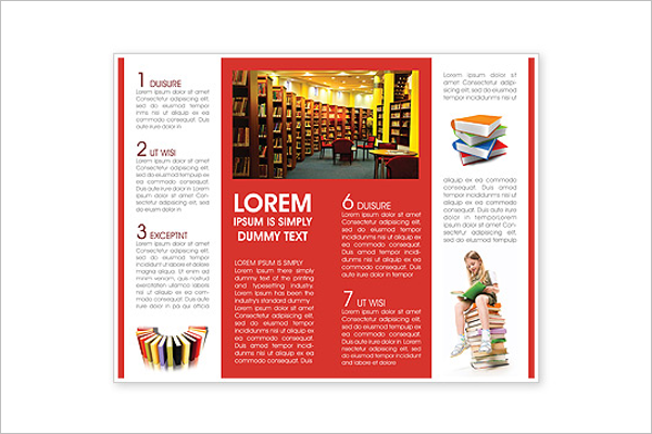 Customize Library Brochure