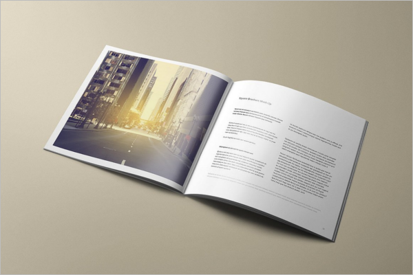 Customize PSD Brochure