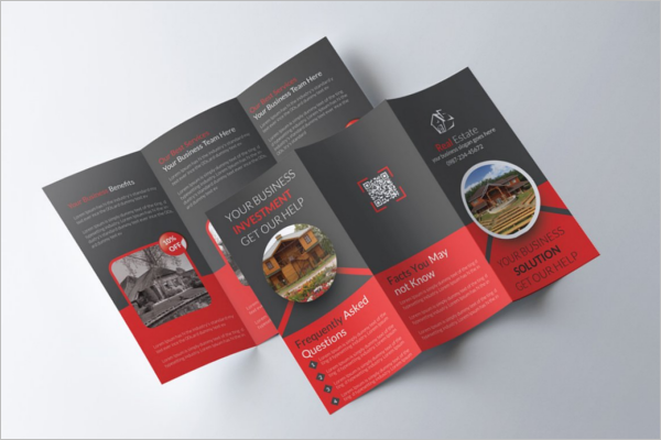 Customize Real Estate Brochure