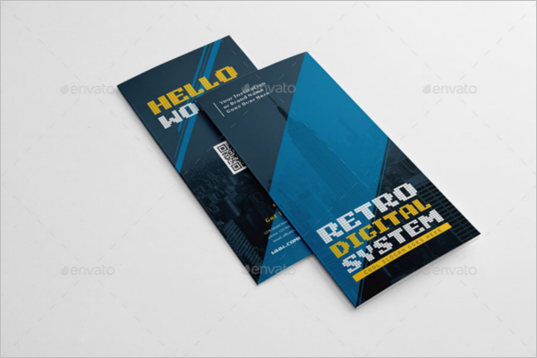 Digital Trifold Brochure Design