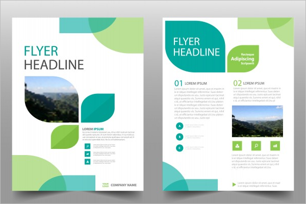 Eco Brochure Template Free