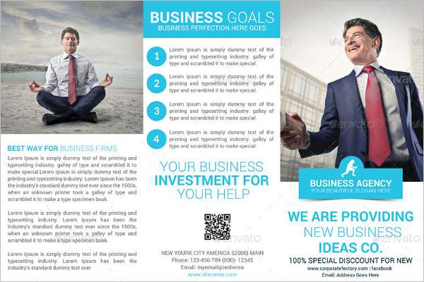 Editable PSD Brochure