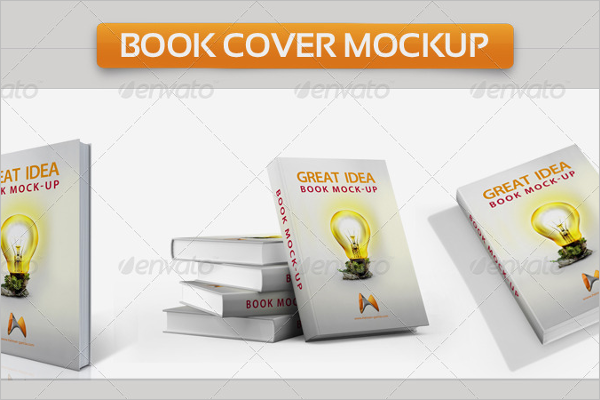 Education Book Mockup