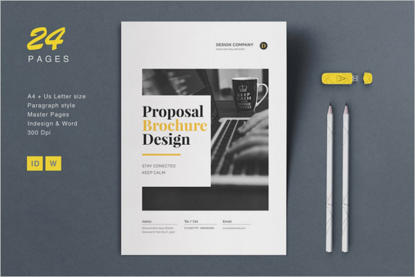 Elegant Creative Brochure Template
