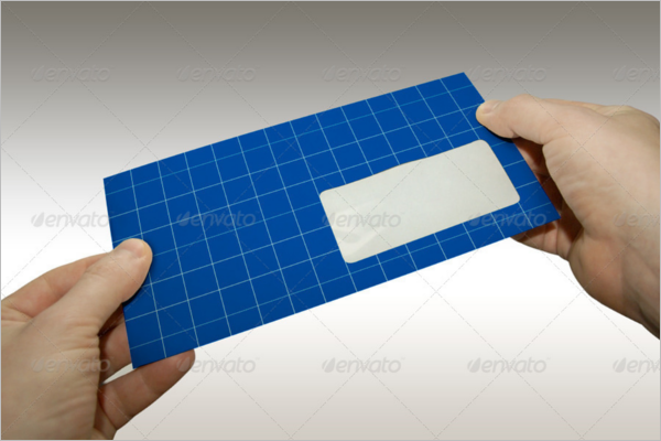 Envelope Hands Mock-Up