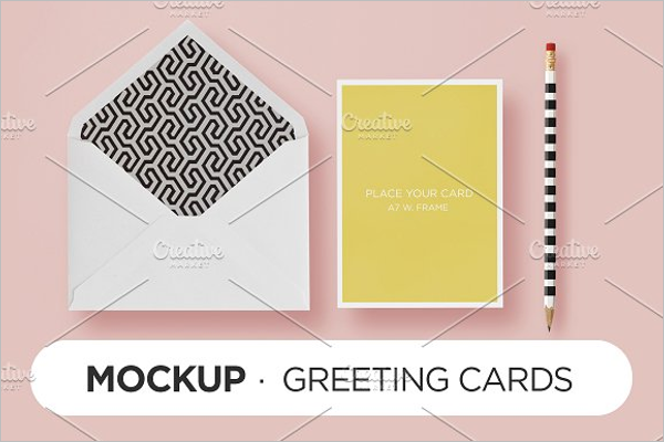 Envelope Mockup Illustrator