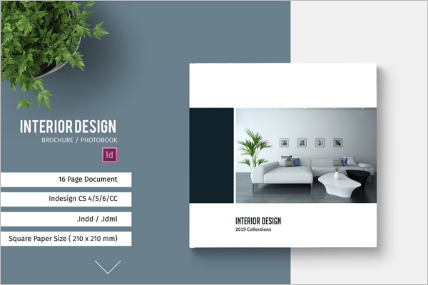 Exterior Brochure Design Elements