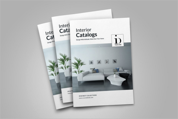 Exterior & Interior Catalog Design
