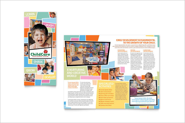 Family Day care Brochure