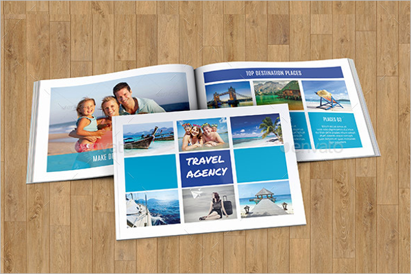 Family Holiday Brochure Design
