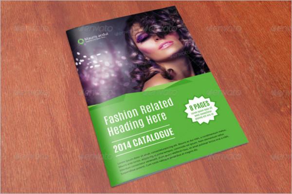 Fashion Brochure Catalog
