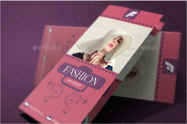 Fashion Brochure Design