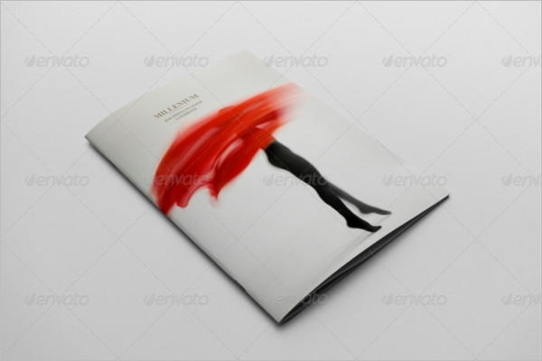 Fashion Brochure Example