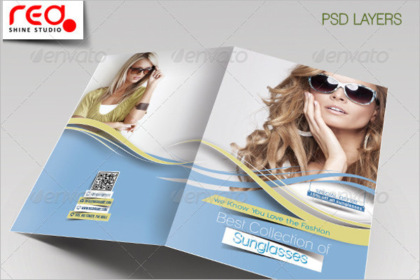 Fashion Store Brochure