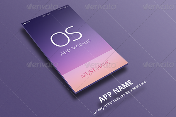 Floating Ipad Mockup