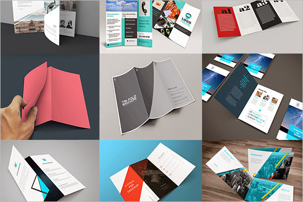 Free Brochure Template Bundle