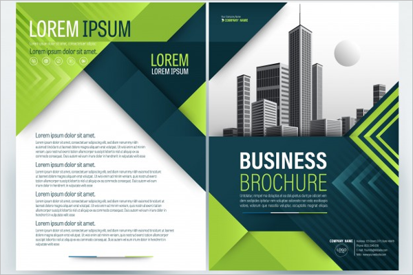 Free Business Brochure Design