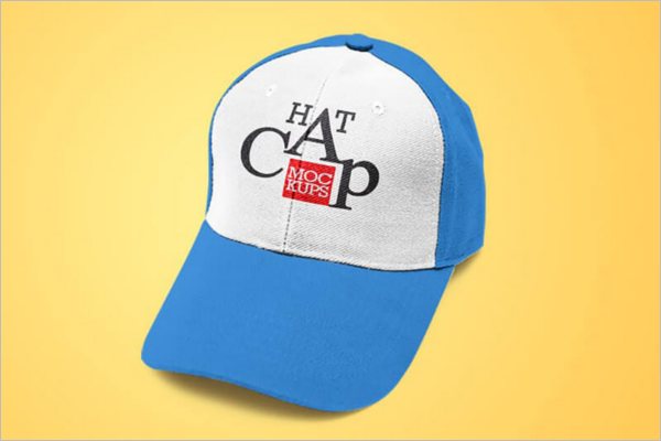 Free Hat Mockup Download