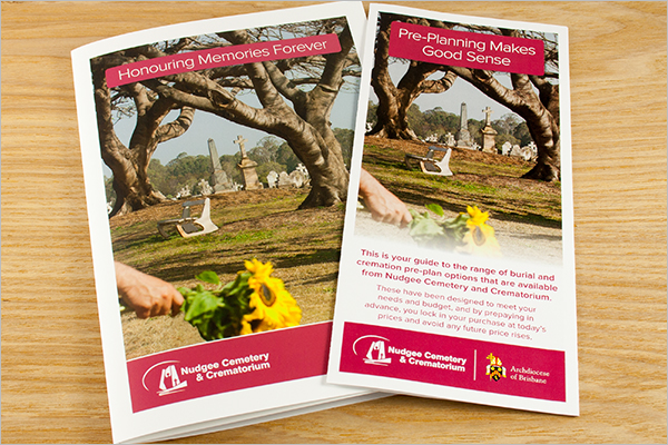 Funeral Brochure Sample