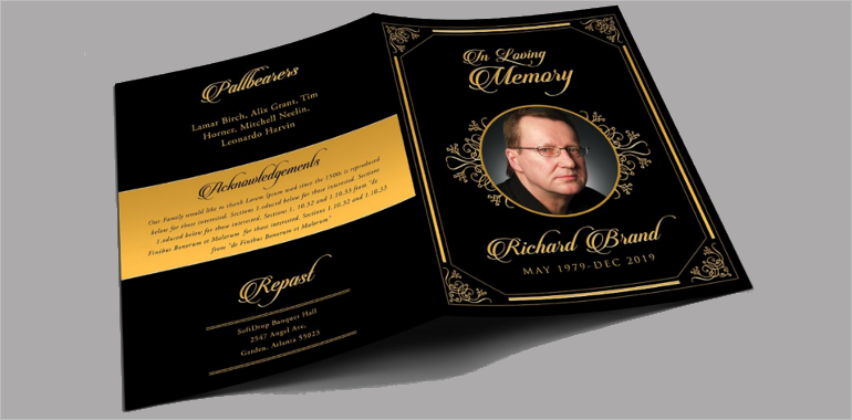 43 sample funeral brochure templates free psd pdf word designs