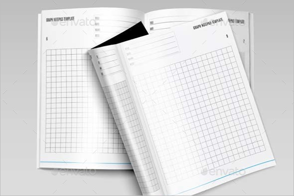 Graph Notepad Mockup