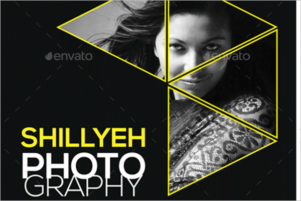 Graphic Photography Brochure