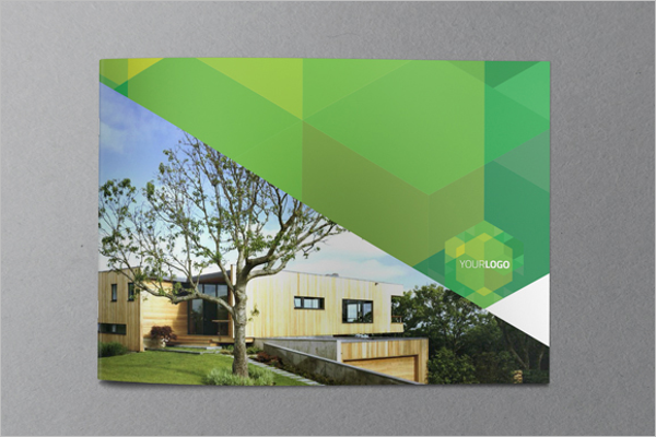 Green Brochure Example