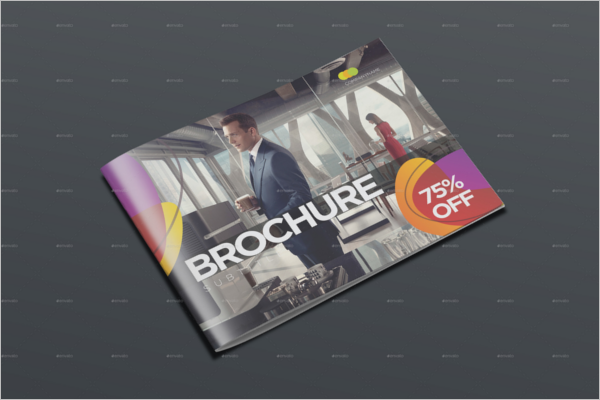 HD Brochure Booklet Template