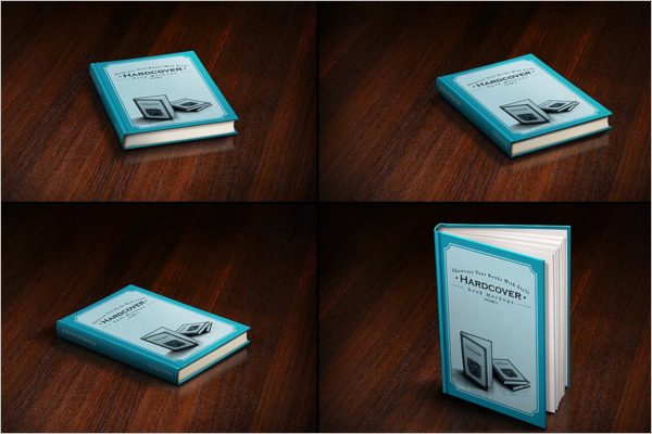 Hardcover Book Mockup Pack