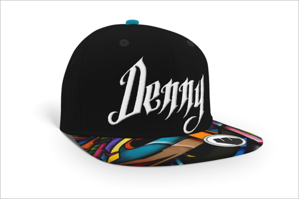 High Quality Cap Mockup Design