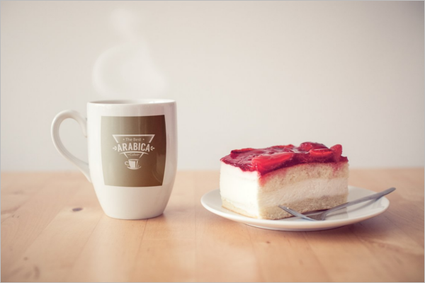 High Reslouion Coffee Cup Mockup