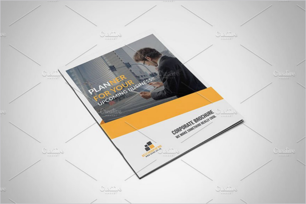 High Resolution Brochure Design