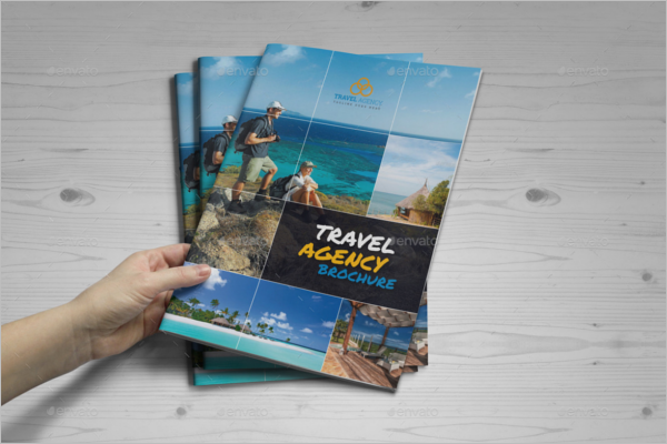 Holiday Brochure Template Word